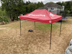 Honda EZ Up Shelter for Sale in Puyallup, WA