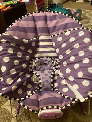 Butterfly bouncer for Sale in Riverdale, GA