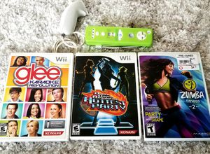 WII GAMES & CONTROLLERS **BUNDLE** L@@K.. for Sale in Portland, OR