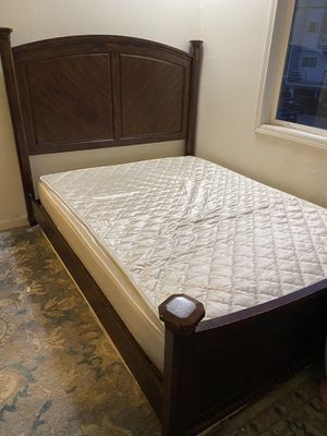 Queen frame bed for Sale in Daly City, CA