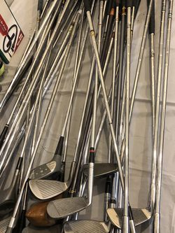 Golf Clubs 33 Of Them for Sale in Alexandria,  VA