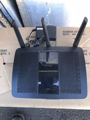 LINKSYS EA 7300 Dual Band Wi-Fi works well for Sale in El Cajon, CA