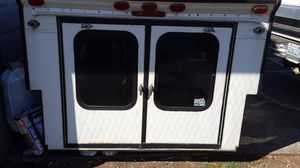 Truck camper/Canopy for Sale in Vancouver, WA
