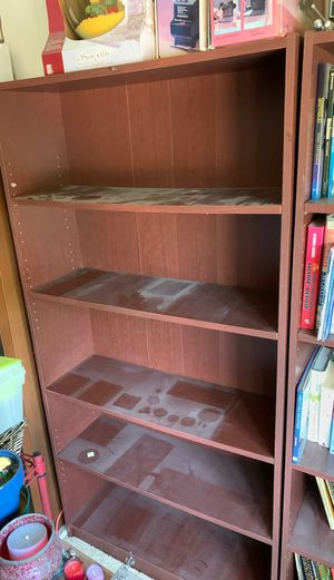 Book Shelve 6ft tall for Sale in Countryside, IL