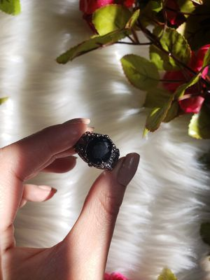 Obsidian Ring for Sale in Los Angeles, CA