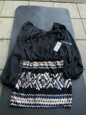 NWT As You Wish Black Women's dress medium for Sale in Gresham, OR