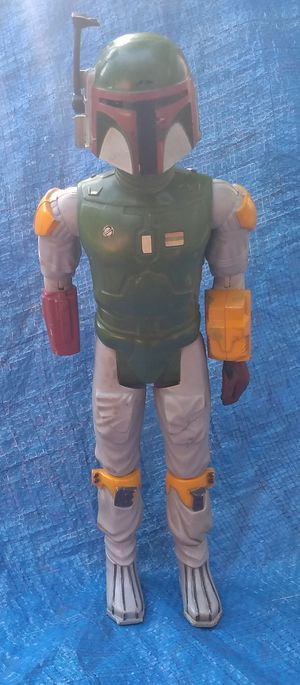 "Star Wars Boba Fett 12"" Action Figure Kenner Empire Strikes Back Vintage Collectible for Sale in Pasadena, CA"