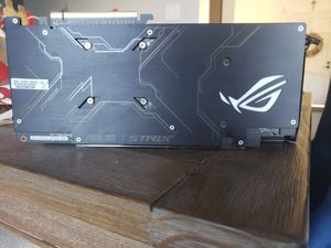 Strix Rx 580 graphics card for Sale in Long Beach, CA