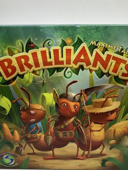 Brilliants Board Game for Sale in Hayward,  CA
