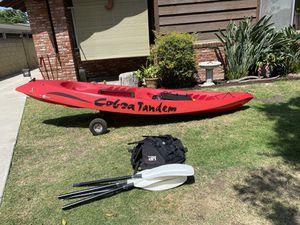 Cobra Tandem Kayak for sale for Sale in Long Beach, CA