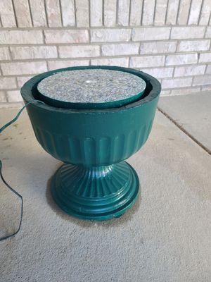 Fountain birdbath for Sale in Longmont, CO