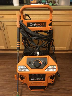 Generac Model 6603 Power Pressure Washer 2000-3100 variable PSI (Gas) for Sale in Chicago, IL
