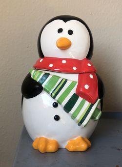 Penguin Cookie Jar for Sale in Oxnard,  CA