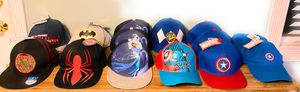 Iron man/frozen/Spider-Man/ Batman/Captain America/ power ranger snap back (cap) for Sale in East Meadow, NY