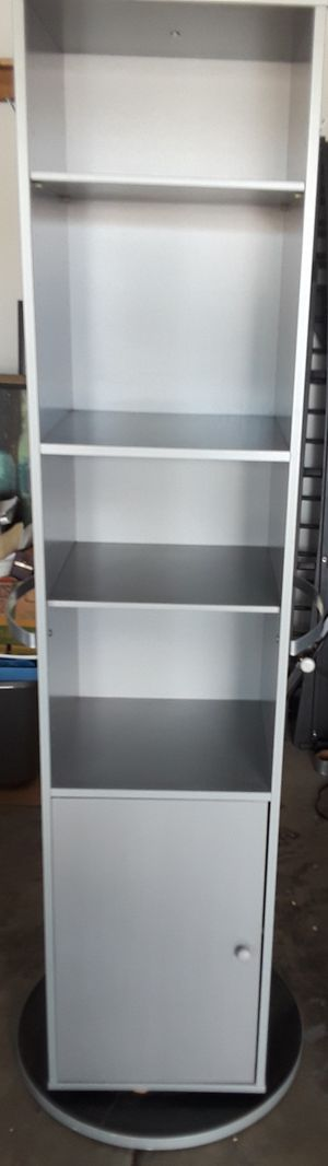 Rotating shelf with a mirror for Sale in Phoenix, AZ