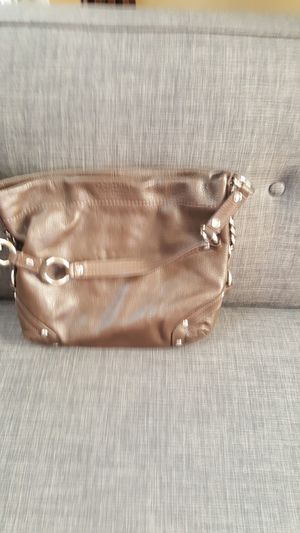 Coach brown leather purse for Sale in Mt. Juliet, TN