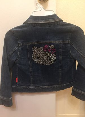 Hello kitty girls sparkle jacket ! for Sale in El Cajon, CA