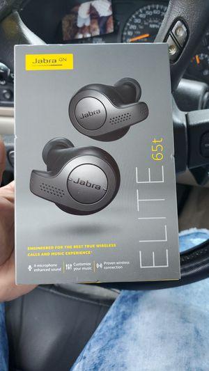 Jabra wireless headphones for Sale in Memphis, TN