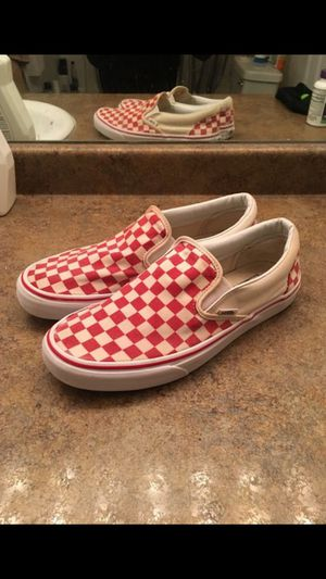 Men's low Top Vans - Size 9 for Sale in Rockville, MD
