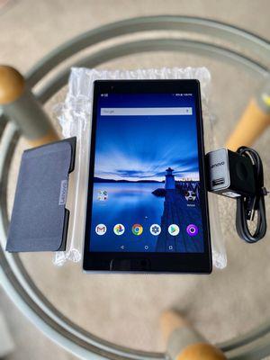 "Lenovo Tab 4 Plus Tablet 8"" 16GB Unlocked WiFi plus cellular Unlocked for Sale in Glenview, IL"