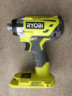 IMPACT DRILL BRUSHLESS VARIABLE SPEED RYOBI for Sale in Phoenix, AZ