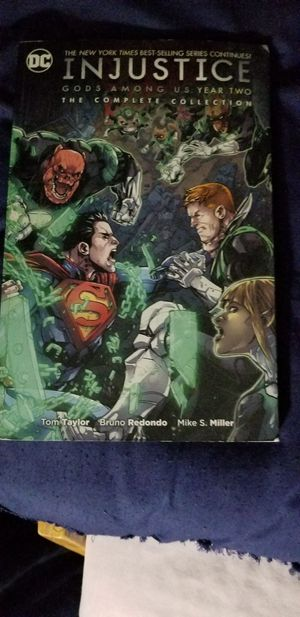 Injustice Gods Among Us Year One The Complete Collection By Tom