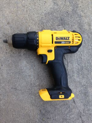 Dewalt 20v drill for Sale in Los Angeles, CA