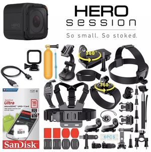 GoPro Hero 4 Session Camera Bundle Kit Accessories for Sale in Edison, NJ