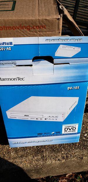 New HarmonTec DV-105 DVD Player OEM ORIGINAL for Sale in Washington, DC