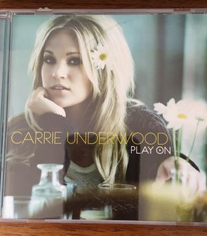 Carrie Underwood Play on CD for Sale in Midlothian, VA