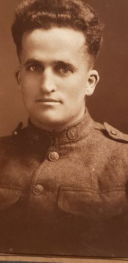 Antique WWI Army Medical Corps Soldier - Cabinet Card Picture for Sale in Lorain,  OH