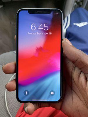 iPhone X for Sale in Hampton, GA