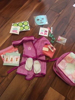 """American Girl 18"""" Doll Spa and Hair Set for Sale in Kirkland, WA"""