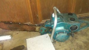 1950s David Bradley sears 647g chainsaw. for Sale in Austin, TX