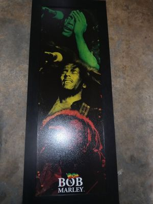 Bob marley picture for Sale in Fort Worth, TX