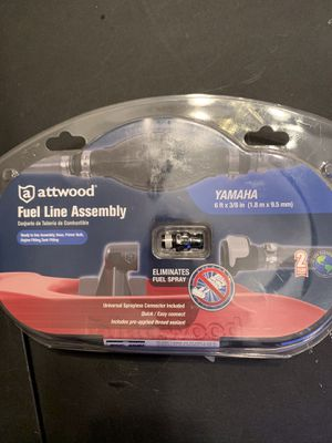 Fuel line assembly for outboard motor new in box. for Sale in Orlando, FL
