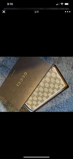 GUCCI WALLET - PINK for Sale in Chicago, IL