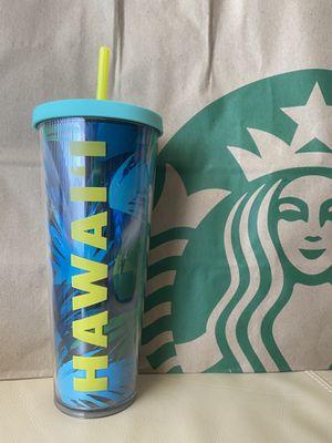 Starbucks- Limited Edition Hawaii Tumbler -24 fl oz for Sale in Honolulu, HI