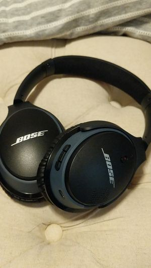 Bose SoundLink Around Ear Wireless Headphones II for Sale in San Francisco, CA