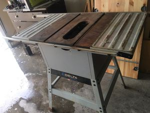 Table Saw for Sale in Henderson, NV