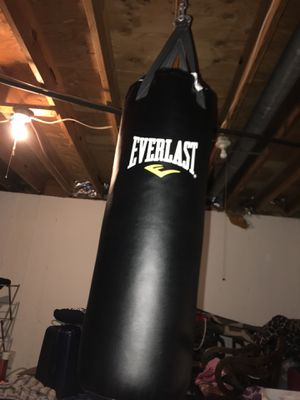 Punching bag for Sale in St. Louis, MO