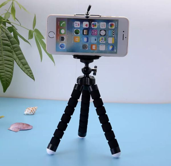 4 iPhone holders tripods