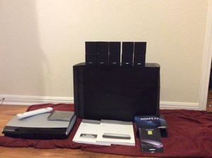 Bose Lifestyle 38 Series IV Home Entertainment System - Silver for Sale in Austin, TX