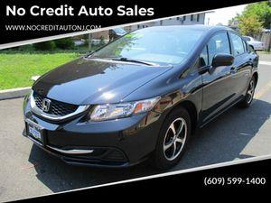 2015 Honda Civic Sedan for Sale in Trenton, NJ