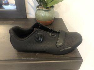 Road bike shoes bontrager 43 (10) for Sale in St. Cloud, FL