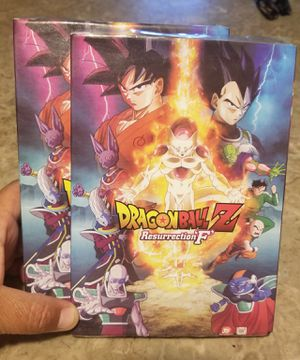 Dragon ball z new sealed movie (price for each) for Sale in Lincoln Acres, CA