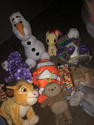 Stuffed animals and toys for Sale in Frisco, TX