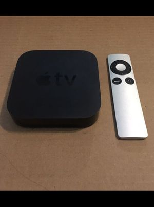 AppleTV 3 with remote. for Sale in Clovis, CA