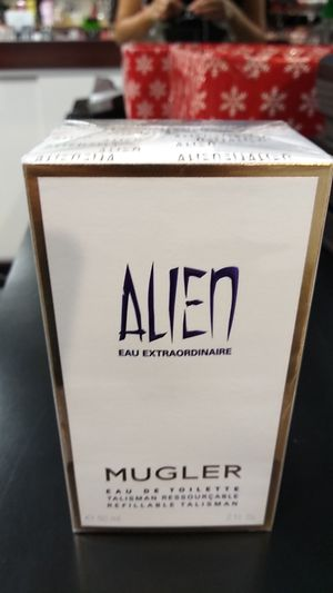 100% ORIGINAL ALIEN BY THIERRY MUGLER PERFUME FOR WOMEN for Sale in HALNDLE BCH, FL