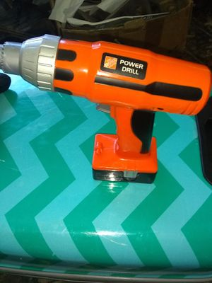 Cordless power drill 'Home Depot' for Sale in Culloden, WV